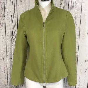 Women's green Fendi jacket